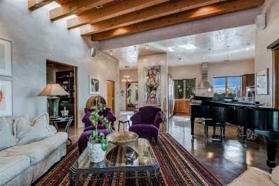 Santa Fe NM Single Family Home For Sale: $1,150,000