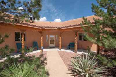 Rio Rancho NM Single Family Home For Sale: $595,000