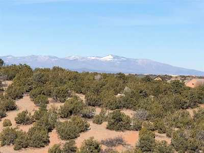 Santa Fe Residential Lots & Land For Sale: 21 Camino Del Gallo