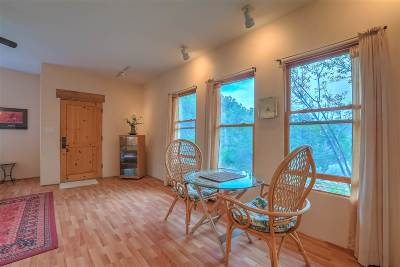 Santa Fe Single Family Home For Sale: 1345 Bishops Lodge