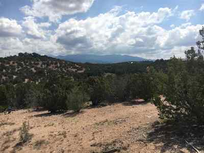 Santa Fe Residential Lots & Land For Sale: 18 Tanoito
