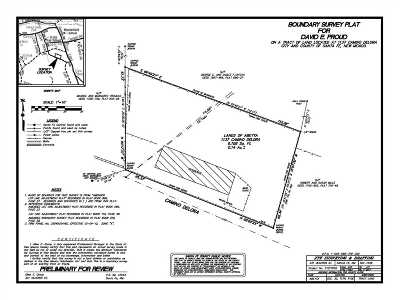 Santa Fe Residential Lots & Land For Sale: 1137 Camino Delora