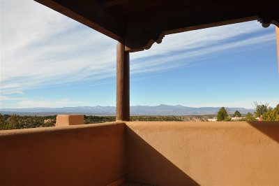 Santa Fe Single Family Home For Sale: 98 SW Paseo Encantado