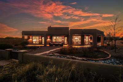 Santa Fe NM Single Family Home For Sale: $1,399,000