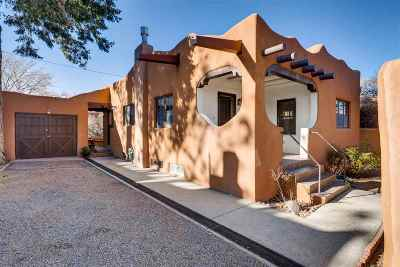 Santa Fe NM Single Family Home For Sale: $560,000