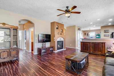 Santa Fe Single Family Home For Sale: 4224 Luz De Estrella