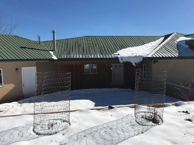 Rio Arriba County Single Family Home For Sale: 4150 Nm St Hwy 112