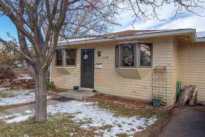 Los Alamos Single Family Home For Sale: 1208 6th Street
