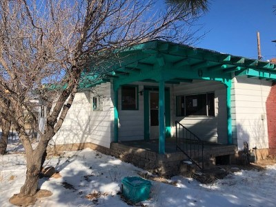 Santa Fe NM Single Family Home For Sale: $189,900