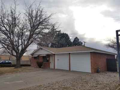 Albuquerque NM Single Family Home For Sale: $184,900