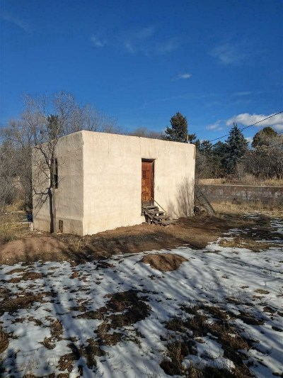 Santa Fe Single Family Home For Sale: 623 Garcia St. #D