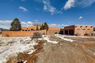 Santa Fe Single Family Home For Sale: 15 Palacio Road