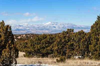 Santa Fe Residential Lots & Land For Sale: 14 Plano Arbolito