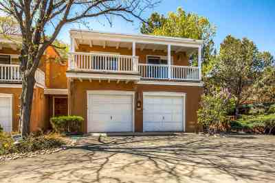 Santa Fe NM Condo/Townhouse For Sale: $515,000