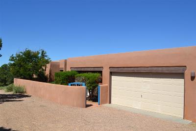 Santa Fe NM Single Family Home For Sale: $561,000