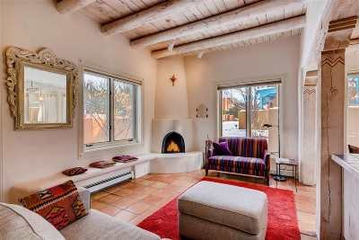 Santa Fe NM Condo/Townhouse For Sale: $490,000