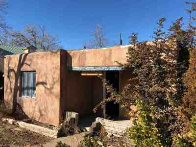 Santa Fe Single Family Home For Sale: 1605 Young St