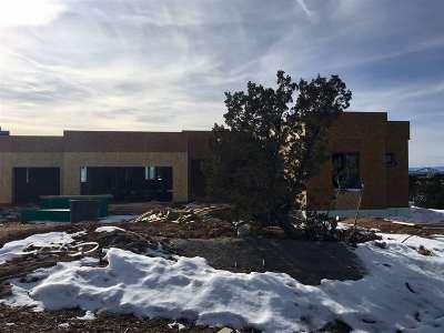 Santa Fe NM Single Family Home For Sale: $611,000