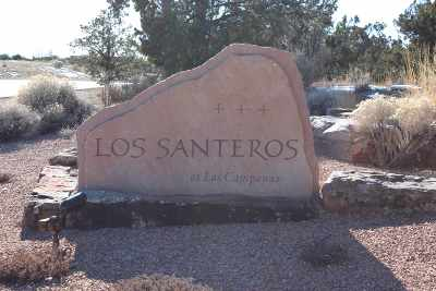 Single Family Home For Sale: 111 Paseo Aragon (Lot 53, Los Santeros)
