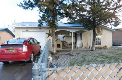Espanola Single Family Home For Sale: 713 Glenwood Ave.