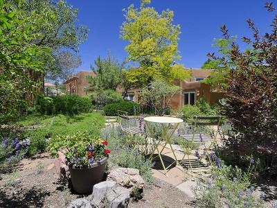 Santa Fe Single Family Home For Sale: 653 Camino De La Luz