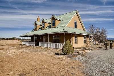 Single Family Home For Sale: 39 Rancho Alegre Road