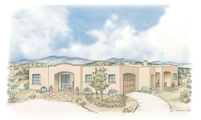 Santa Fe Residential Lots & Land For Sale: 140 Mesa Verde