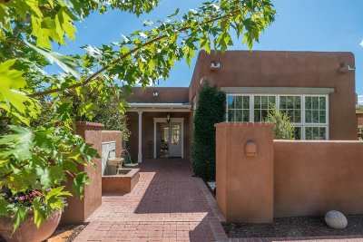 Santa Fe NM Single Family Home For Sale: $1,485,000