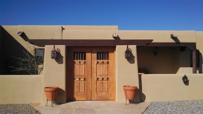 Santa Fe NM Single Family Home For Sale: $1,260,000
