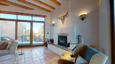 Santa Fe Single Family Home For Sale: 14 Camino Bonito