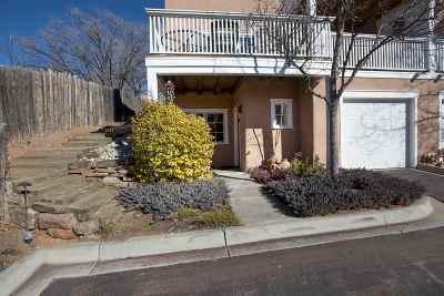 Santa Fe Condo/Townhouse For Sale: 211 Rosario Blvd #12