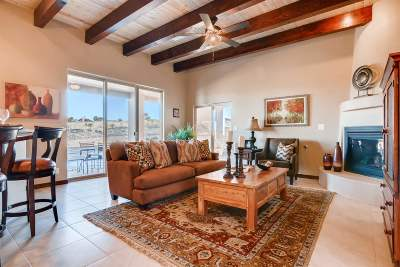 Santa Fe Single Family Home For Sale: 4 Caballito