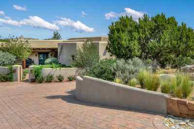 Santa Fe NM Single Family Home For Sale: $1,250,000