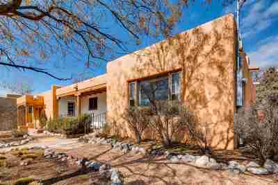 Santa Fe Single Family Home For Sale: 357 E Alameda Street