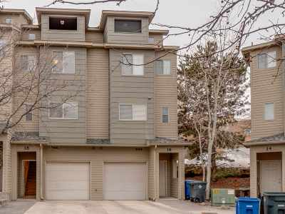 Condo/Townhouse For Sale: 18 Short Dr