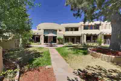 Santa Fe NM Single Family Home For Sale: $1,295,000