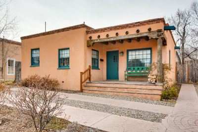 Santa Fe Single Family Home For Sale: 1129 Paseo De Peralta