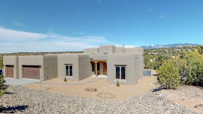 Santa Fe NM Single Family Home For Sale: $919,900