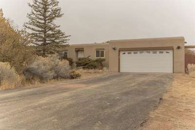 Santa Fe NM Single Family Home For Sale: $389,000