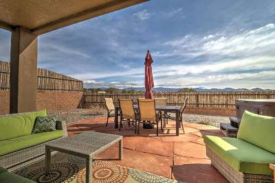 Santa Fe NM Single Family Home For Sale: $469,900