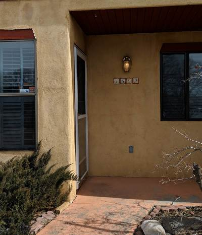 Santa Fe NM Condo/Townhouse For Sale: $149,500
