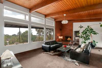 Santa Fe Single Family Home For Sale: 912 Stagecoach Road