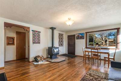 Single Family Home For Sale: 1214 Galisteo Parkway