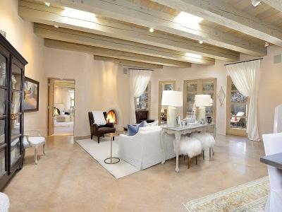 Santa Fe Single Family Home For Sale: 1569 Cerro Gordo Rd