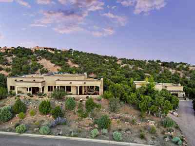 Santa Fe NM Single Family Home For Sale: $2,650,000