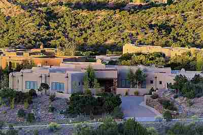 Santa Fe NM Single Family Home For Sale: $1,795,000