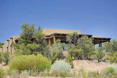 Santa Fe NM Single Family Home For Sale: $1,695,000