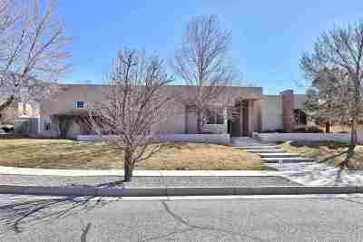 Albuquerque NM Single Family Home For Sale: $799,000
