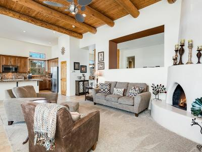 Santa Fe Single Family Home For Sale: 115 E Chili Line