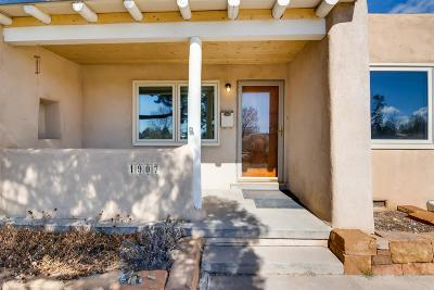 Santa Fe NM Single Family Home For Sale: $315,000